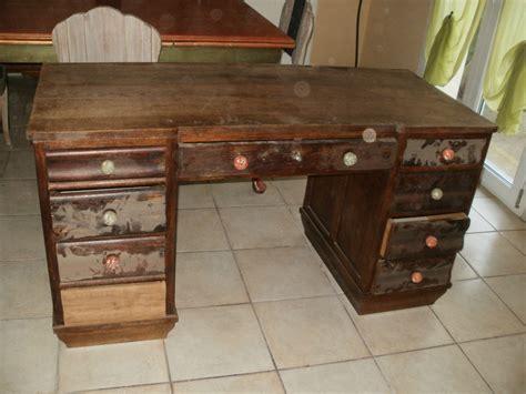vieux bureau bois relooker un vieux meuble photos de conception de maison