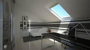 Schreibtisch Position Im Raum : heimb ro auf dem dachboden schranksysteme ~ Bigdaddyawards.com Haus und Dekorationen