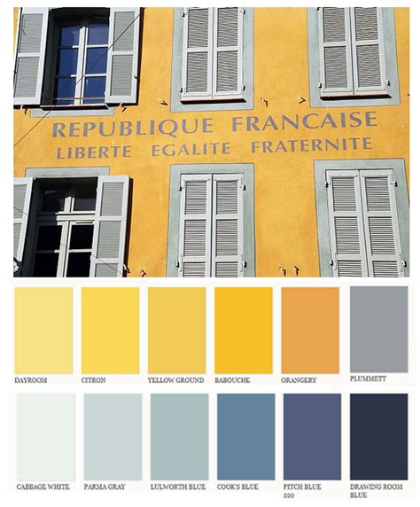 decorating with yellow 18th century provence paint colors for the home yellow