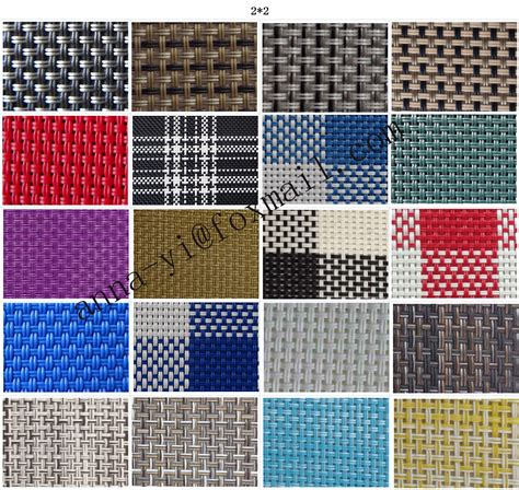 golden color outdoor mesh fabrics patio furniture sling