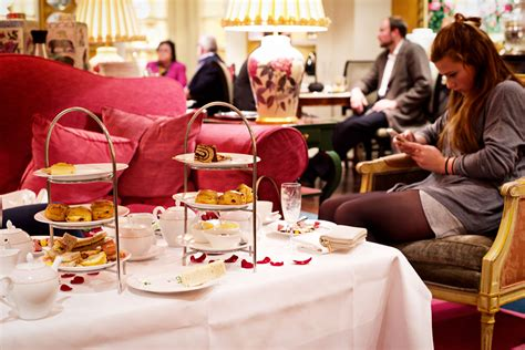 afternoon tea   rose lounge urban pixxels