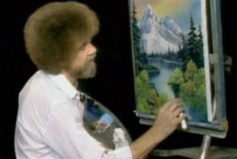What Happened To Bob Ross' Paintings?