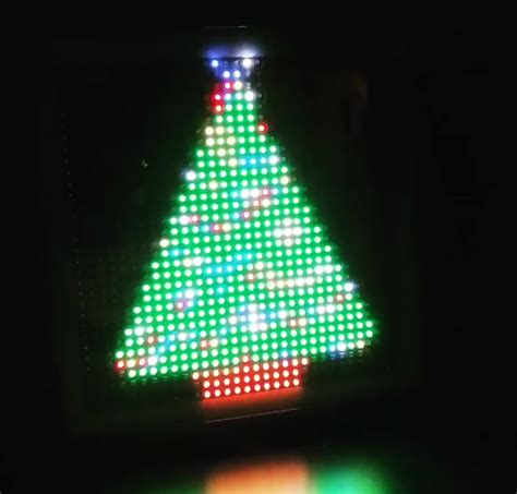 wolfgang ziegler arduino holiday lights