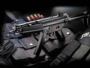 SWAT Gun HP Laptop Wallpapers | Cool Laptop Wallpapers