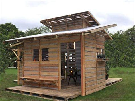 houses made out of sheds diy pallet house i beam design 99 pallets