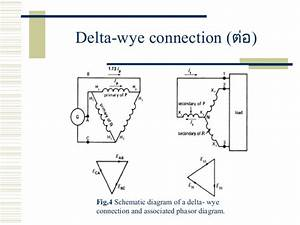Delta Wye Motor Connection Diagram