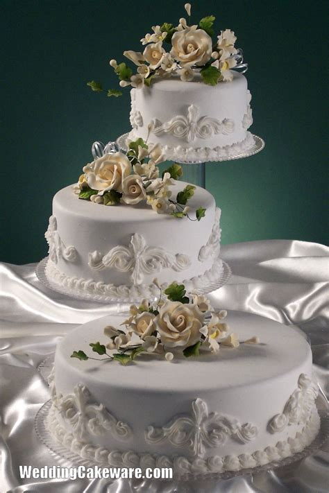 cake stand set of 3 3 tier cascading wedding cake stand stands
