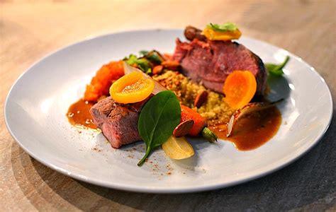 recette de cuisine gastronomique facile tajine d 39 agneau aux abricots et aux amandes couteaux