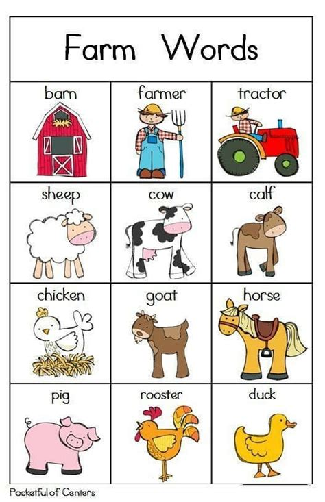 farm sight word  images farm theme preschool farm
