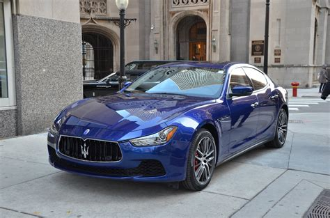 gold maserati ghibli 2017 maserati ghibli sq4 s q4 stock m540 for sale near