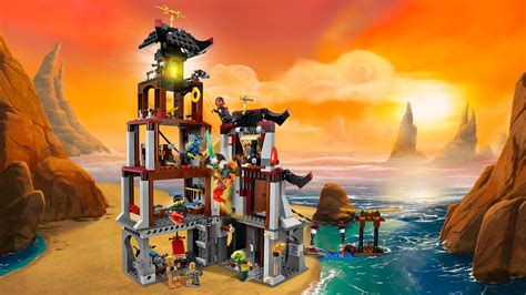 siege amazon lego 70594 ninjago the lighthouse siege building set