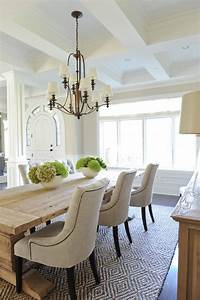 coral and blue for the dining room it is the caldwell With rustic chic dining room ideas