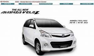 Toyota Avanza Repair Service Manual  Avanza 2012 F561