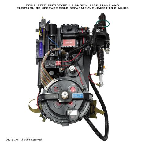Real Ghostbusters Proton Pack by Anovos Now Taking Pre Orders On Ghostbusters Proton Pack Kit