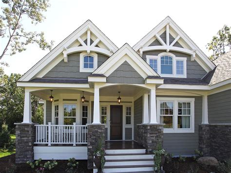 Craftsman Windows Styles, Craftsman House Plans Ranch