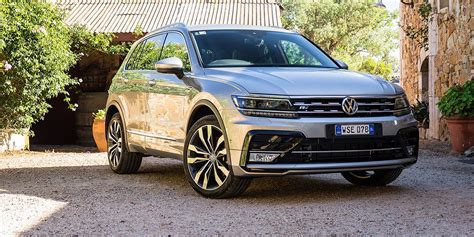 2017 Volkswagen Tiguan 162tsi R Line Review Caradvice