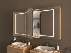 Bad Spiegelschrank Beleuchtet : spiegelschrank yang ~ Frokenaadalensverden.com Haus und Dekorationen