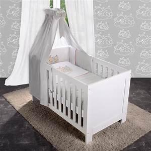 Bett Für Baby : 5 tlg bettw sche mit applikation bettset komplett ~ Watch28wear.com Haus und Dekorationen