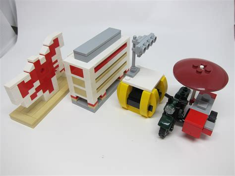 Lego Sg50 Singapore Icons Mini Builds « Blog Lesterchannet