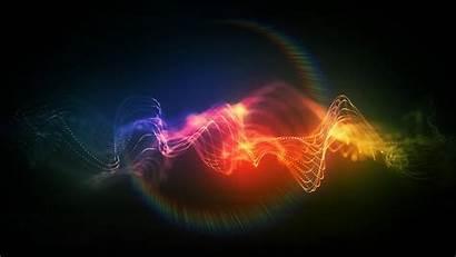 Radio Waves Abstract Desktop Widescreen Wallpapers 3d