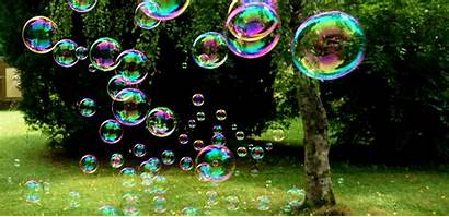 Bubbles Soap Background