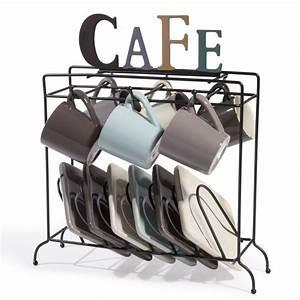 Support Tasse à Café : 6 tasses et soucoupes support nordic caf vaisselle pinterest support tasse et maison du ~ Teatrodelosmanantiales.com Idées de Décoration