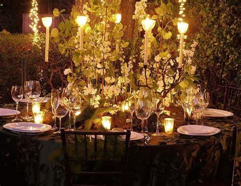 Bella & Edward Wedding Theme Ideas