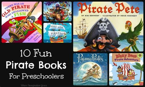 10 pirate stories for where imagination grows 380 | pirate books for kids