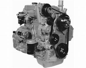 John Deere Remanufactured 4045df Engine