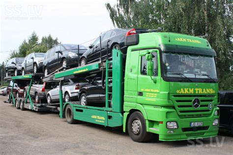 SS.LV Kravas automašīnas - Autovedējs, Cena stundā 16 €. Vāktā krava no Vācijas, Beļģijas ...