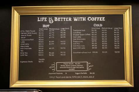 Pre získanie plnej chuti a silného tela. Southington Coffee House to open second location