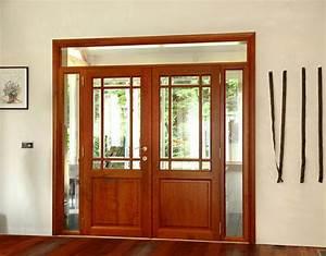 porte coulissante double battant dootdadoocom idees With porte de garage coulissante avec porte intérieure double battant vitrée