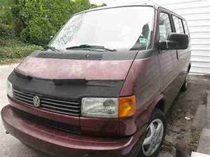 Buy Used 1993 Vw Eurovan Mv Volkswagen 5 Cylinder  Not