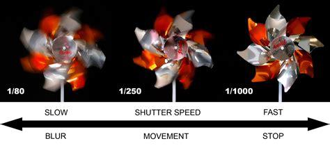 what is a shutter speed shutter speeds notice how slower shutter speeds blur