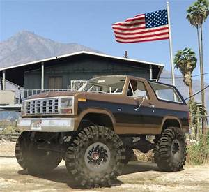 1980 Ford Bronco Mudslinger  Add-on  Replace