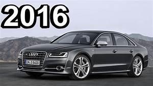 Audi A8 2016 : 2016 audi a8 4 2 tdi quattro first look youtube ~ Melissatoandfro.com Idées de Décoration
