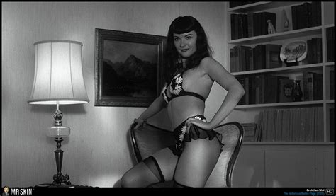 The Notorious Bettie Page Nude Pics Page