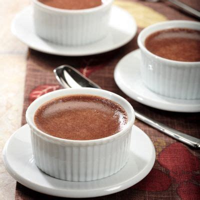 chocolate pots de cr 232 me recipe popsicles custard and food processor
