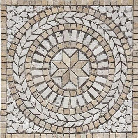 shop floors 2000 medallions multi colored mosaic
