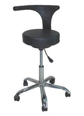 hydraulic chair with arm rest