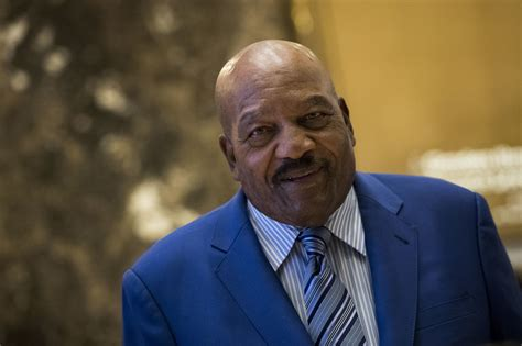 jim brown trump donald zimbio blackistone kevin football getty source