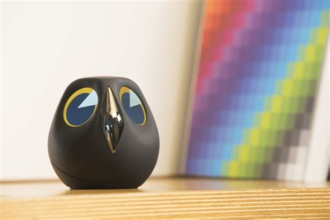 Product Of The Week An Interactive Owl Shaped Security product of the week an interactive owl shaped security