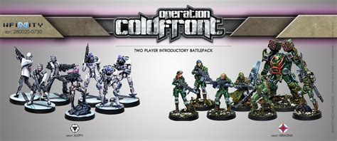 Infinity: Operation Coldfront Blows In Just In Time For