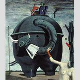 Surrealism Salvador Dali Elephants | 654 x 768 jpeg 486kB