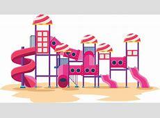Toy Playground Clip art Red slide toy 5434*2999