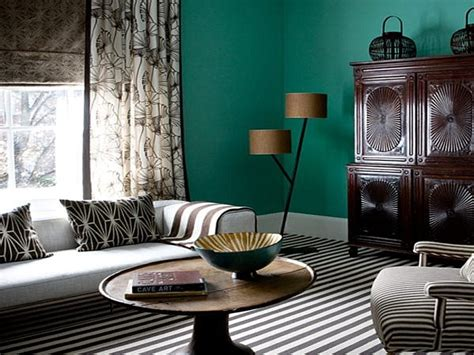 cool powder rooms glittered turquoise walls living room