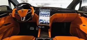 Orange And The All Black: Meet T Sportline's Widebody Tesla Model X   Carscoops
