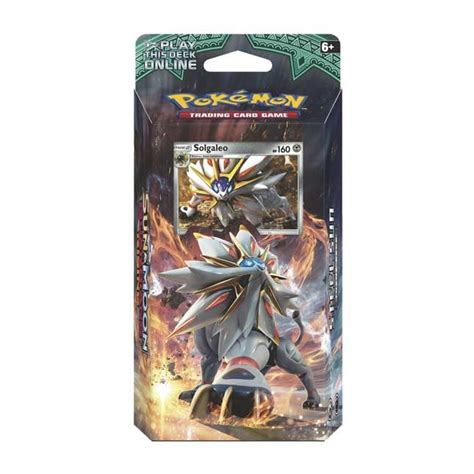 typhlosion deck guardians rising tcg sun moon 2 guardians rising steel sun theme