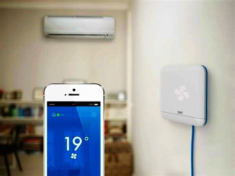 tado unveils smartphone controlled cooling system for air conditioners homecrux