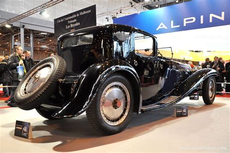 salon retromobile  report